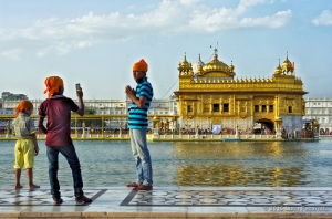 Golden Temple Photo
