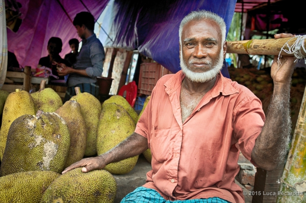 Selling Jackfruits